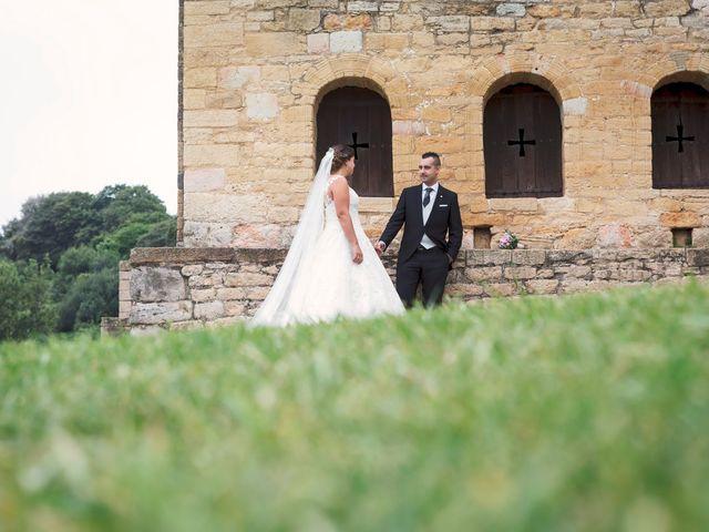 La boda de Luismi y Lydia en San Claudio, Asturias 32