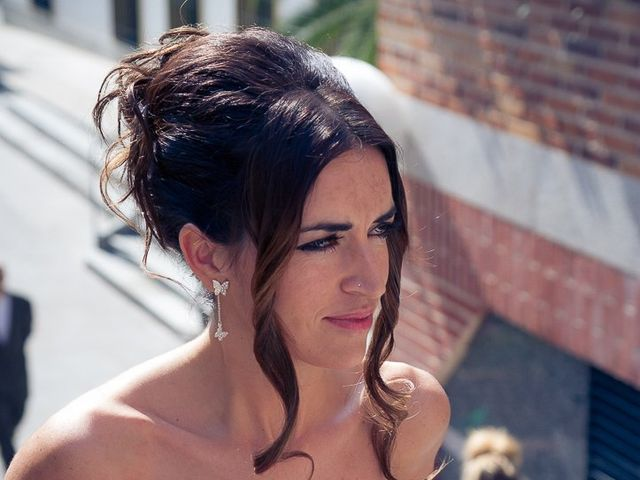 La boda de Javi y Maria en Valdemoro, Madrid 23