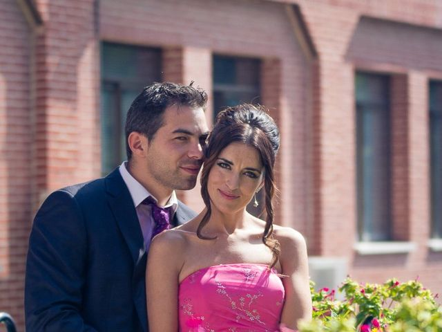La boda de Javi y Maria en Valdemoro, Madrid 34