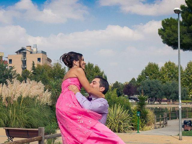 La boda de Javi y Maria en Valdemoro, Madrid 37