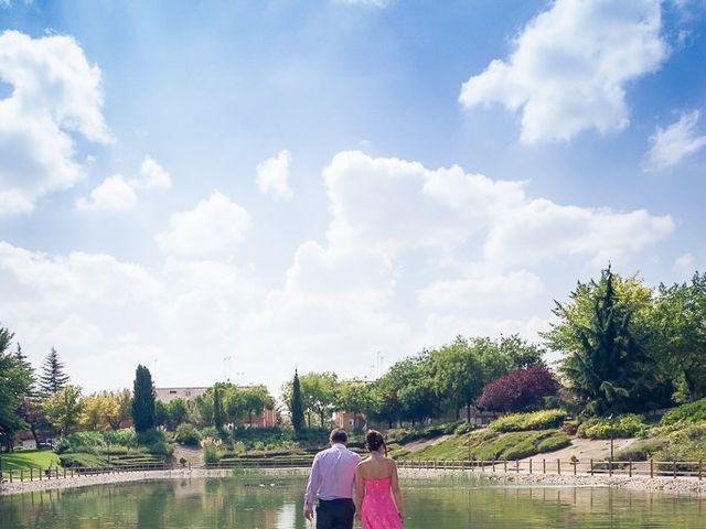 La boda de Javi y Maria en Valdemoro, Madrid 2