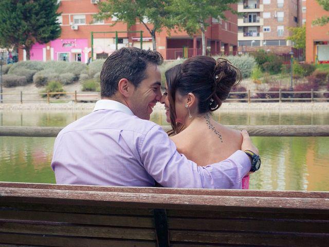 La boda de Javi y Maria en Valdemoro, Madrid 39