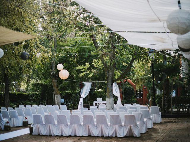 La boda de David y Miriam en Saelices, Cuenca 20