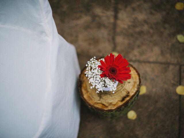 La boda de David y Miriam en Saelices, Cuenca 22