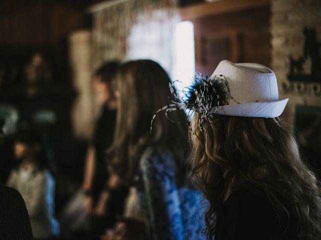 La boda de David y Miriam en Saelices, Cuenca 48