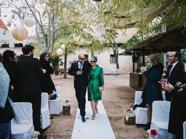 La boda de David y Miriam en Saelices, Cuenca 59