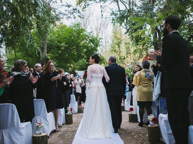La boda de David y Miriam en Saelices, Cuenca 62