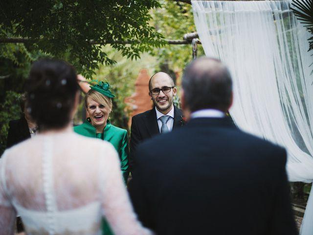 La boda de David y Miriam en Saelices, Cuenca 63