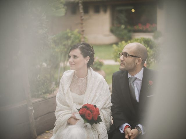 La boda de David y Miriam en Saelices, Cuenca 65
