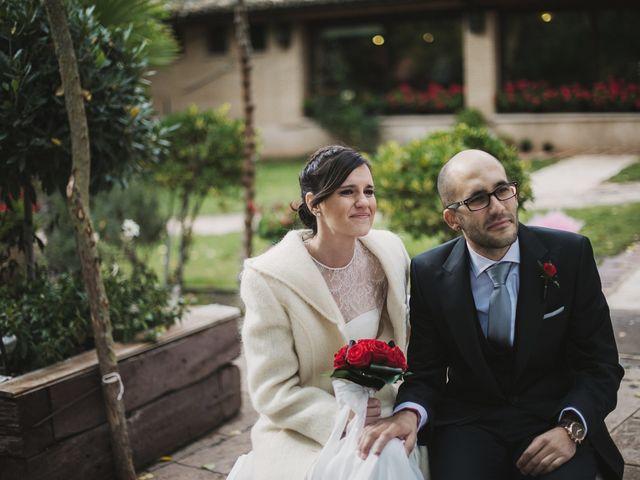 La boda de David y Miriam en Saelices, Cuenca 67