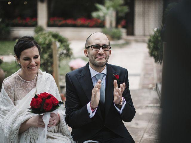 La boda de David y Miriam en Saelices, Cuenca 68