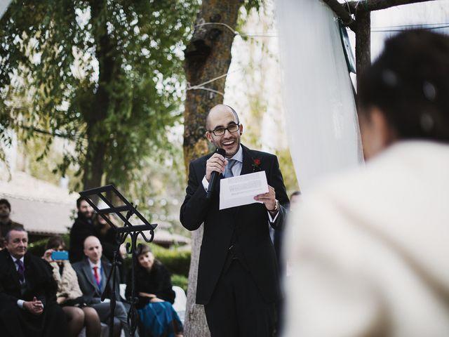 La boda de David y Miriam en Saelices, Cuenca 70