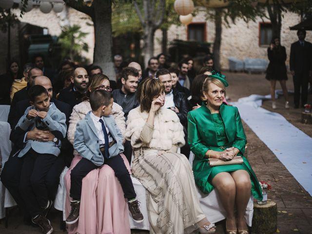 La boda de David y Miriam en Saelices, Cuenca 74