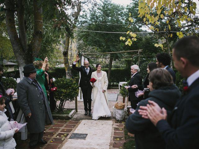 La boda de David y Miriam en Saelices, Cuenca 77