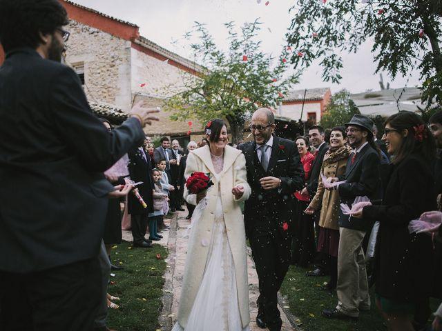 La boda de David y Miriam en Saelices, Cuenca 78
