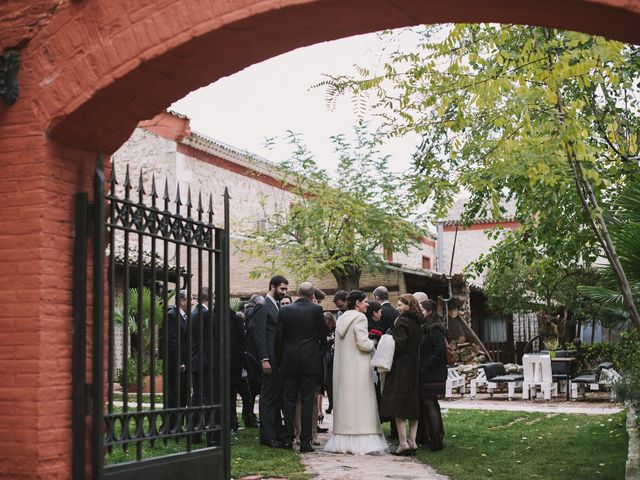 La boda de David y Miriam en Saelices, Cuenca 83