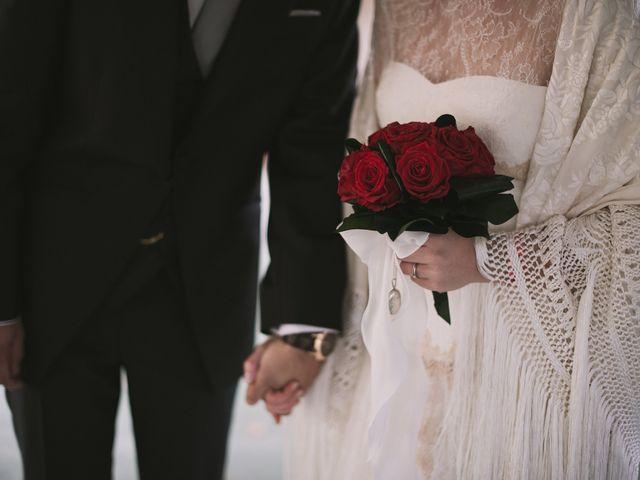 La boda de David y Miriam en Saelices, Cuenca 84