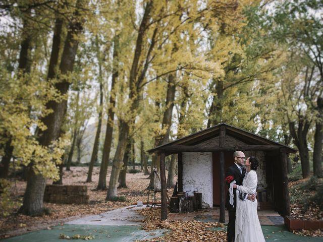 La boda de David y Miriam en Saelices, Cuenca 85