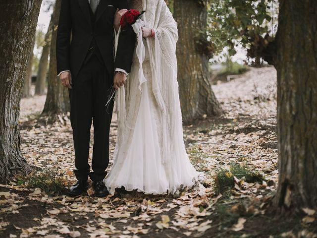 La boda de David y Miriam en Saelices, Cuenca 89