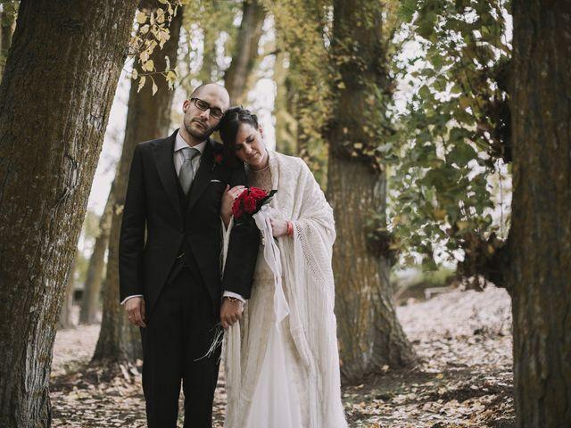 La boda de David y Miriam en Saelices, Cuenca 90