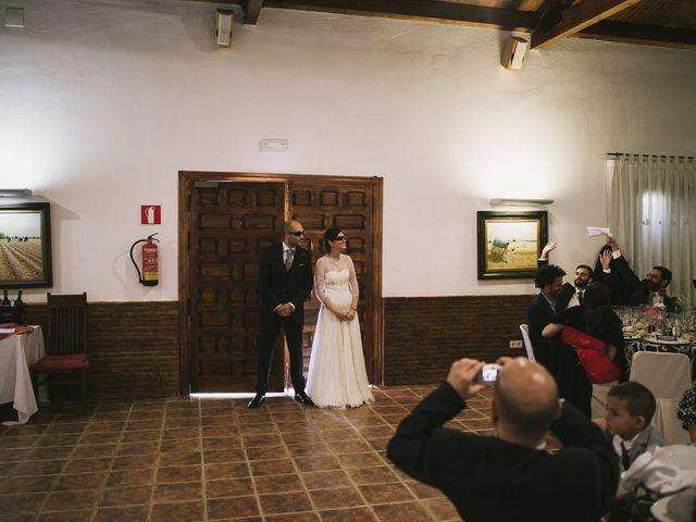 La boda de David y Miriam en Saelices, Cuenca 96