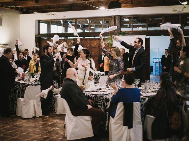 La boda de David y Miriam en Saelices, Cuenca 98