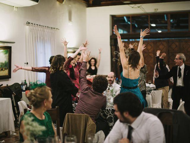 La boda de David y Miriam en Saelices, Cuenca 100