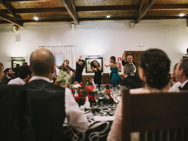 La boda de David y Miriam en Saelices, Cuenca 102