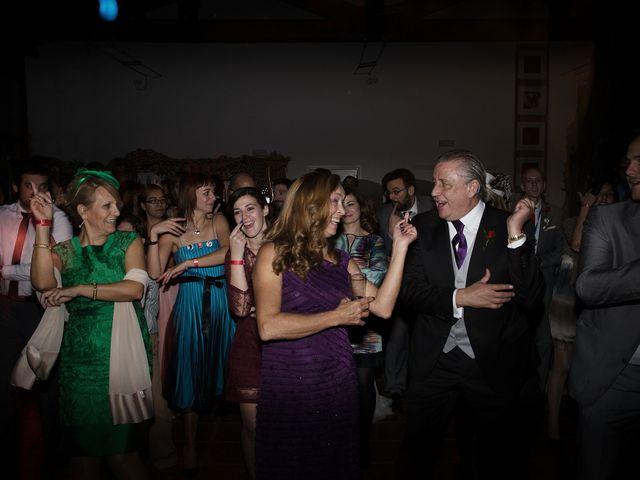 La boda de David y Miriam en Saelices, Cuenca 110