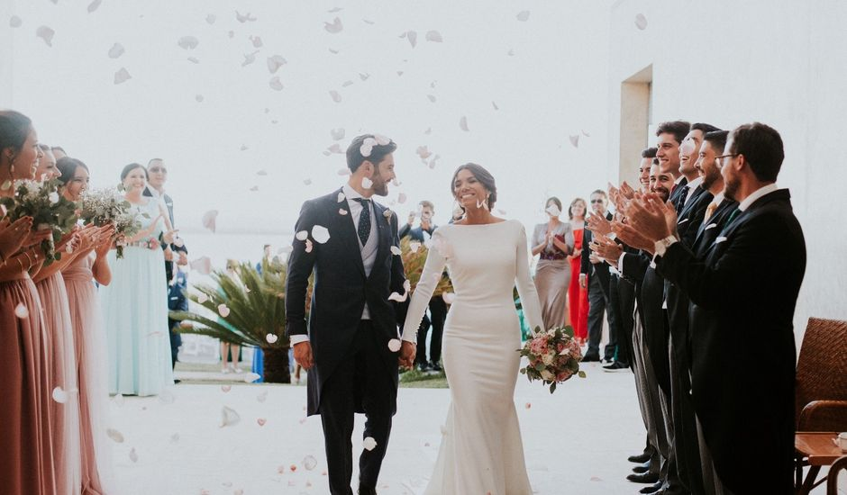 La boda de Bárbara y Jorge en Mazagon, Huelva