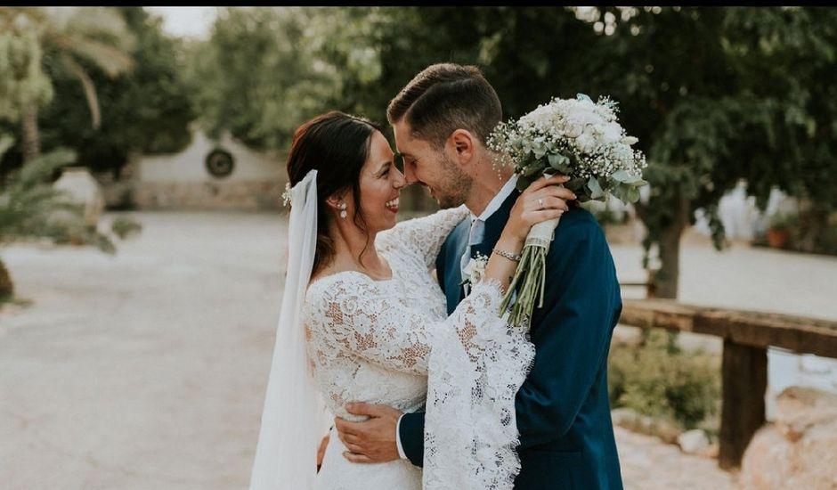 La boda de Tete y Angy en Jaén, Jaén