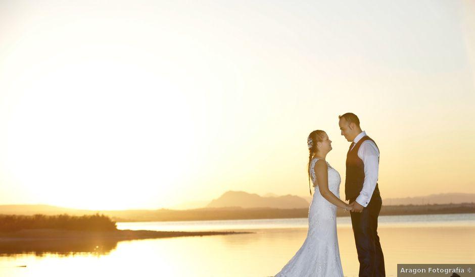 La boda de Pedro y Yazmina en Elx/elche, Alicante