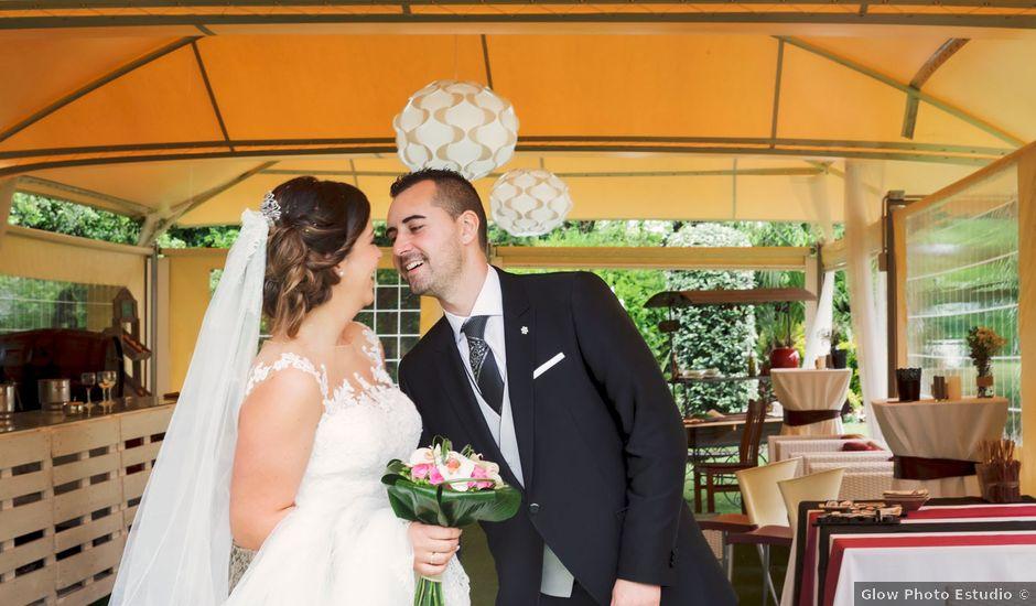 La boda de Luismi y Lydia en San Claudio, Asturias