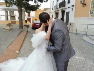 La boda de Encarna  y Javier