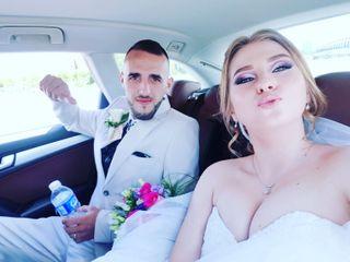 La boda de Iulia y Ionut