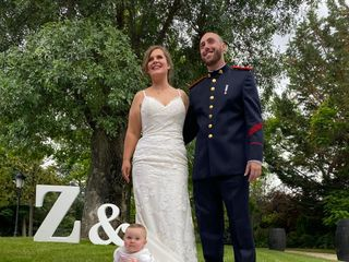 La boda de Zule y Fran