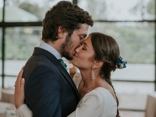 La boda de Lucía y Guille