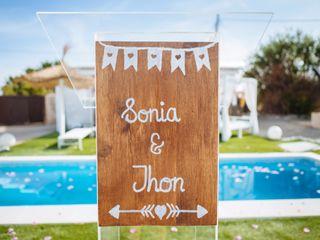 La boda de Sonia y John 1