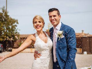 La boda de Sonia y John