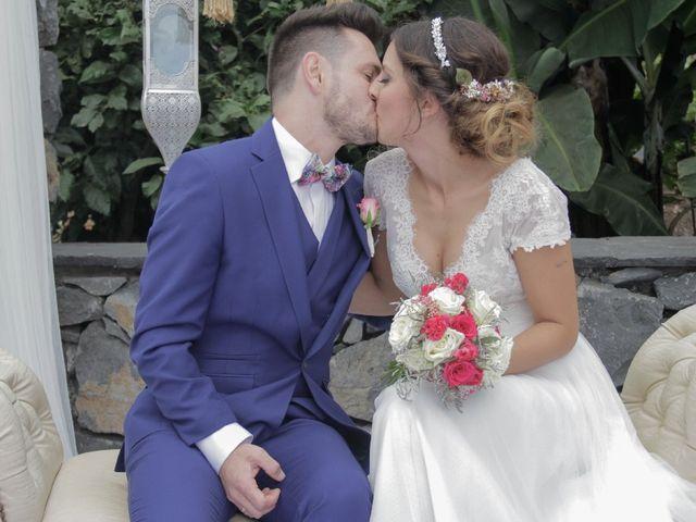 La boda de Salva y Desire en Los Realejos, Santa Cruz de Tenerife 16
