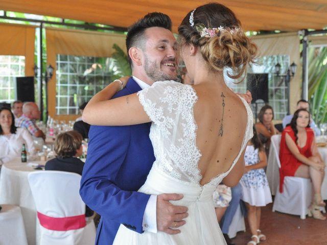 La boda de Salva y Desire en Los Realejos, Santa Cruz de Tenerife 18