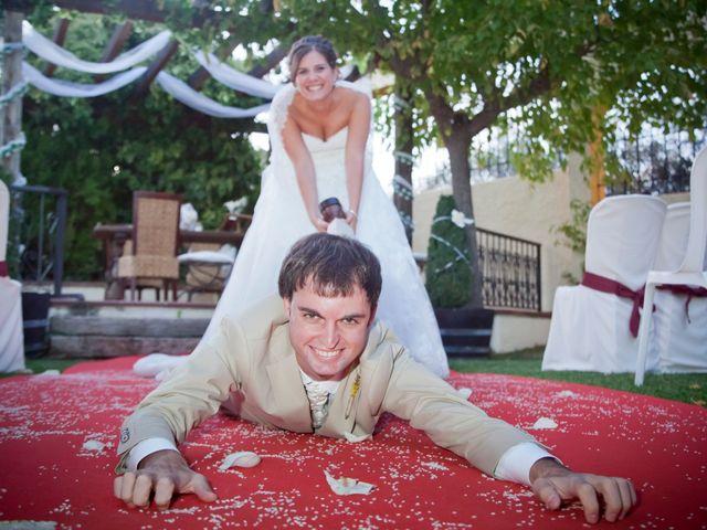 La boda de Stephani y Rubén