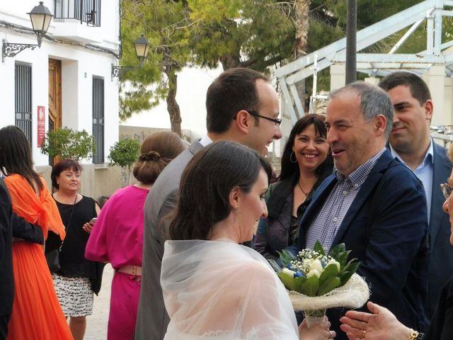 La boda de Javier  y Encarna  en Benetússer, Valencia 3