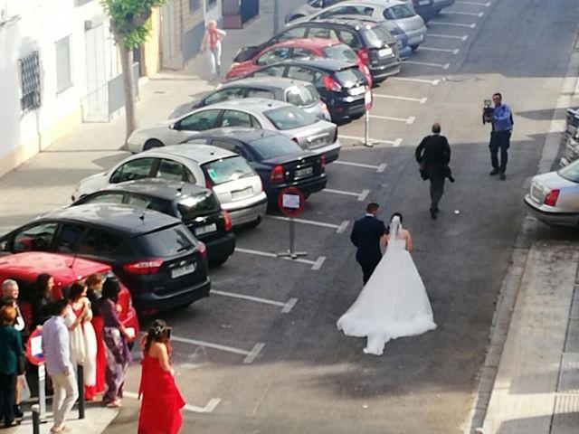 La boda de Javier  y Encarna  en Benetússer, Valencia 4