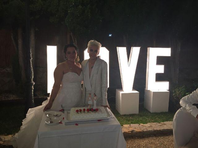 La boda de Andrea y Sandra