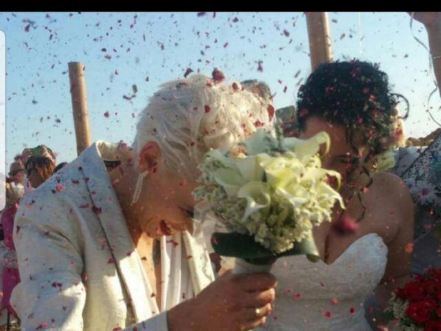 La boda de Sandra y Andrea en Zahara De Los Atunes, Cádiz 8