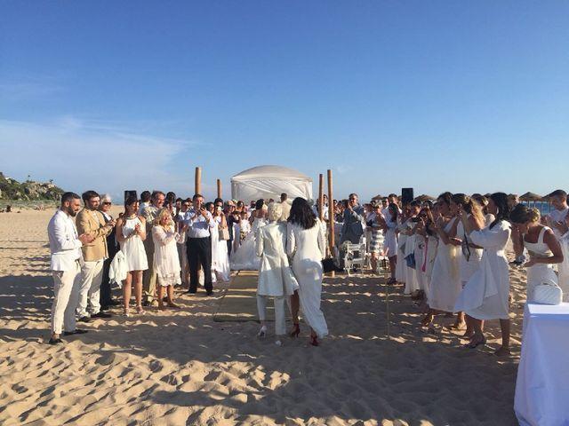 La boda de Sandra y Andrea en Zahara De Los Atunes, Cádiz 9