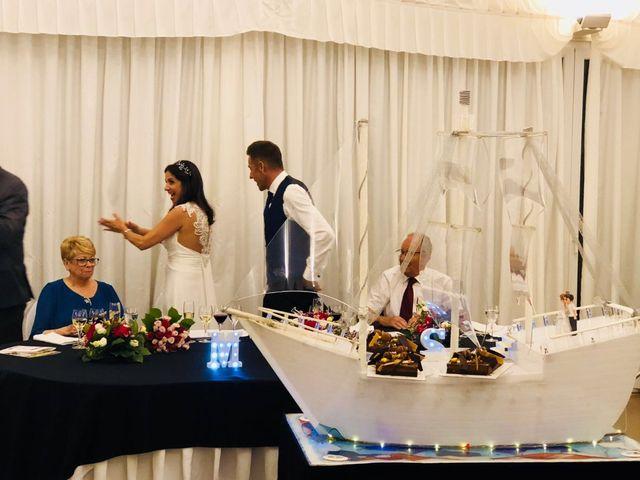 La boda de Salva y Montse en Sitges, Barcelona 1