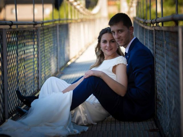 La boda de Ruben y Marta en Montefurado, Lugo 1