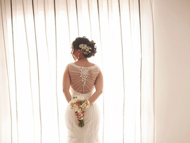 La boda de José y Iris en El Puig, Valencia 32
